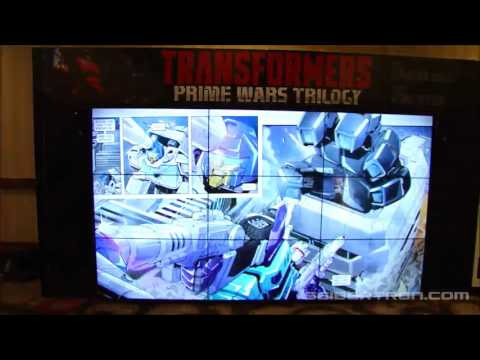 BotCon 2016 Hasbro Transformers Promo Videos