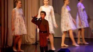 Штрахов Роман  7 лет г. Выборг – Я вернусь победителем