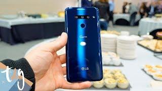 LG G8 ThinQ, PRIMERAS IMPRESIONES