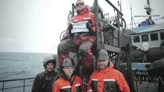 To The Veronicas, love from Sea Shepherd