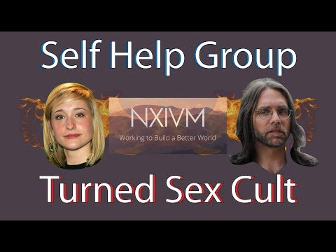 Self Help Group Turned Sex Cult - NXIVM - Keith Raniere & Allison Mack Arrested