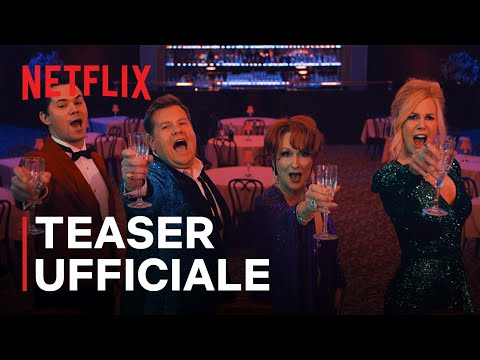 The Prom | Teaser ufficiale | Netflix