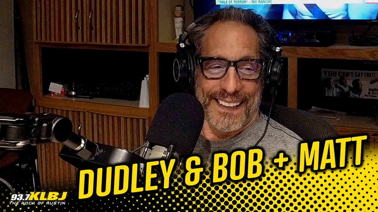 Borat, A Drive-Thru Haunted House & Buckets of Xanax! [In Studio] | Dudley & Bob + Matt