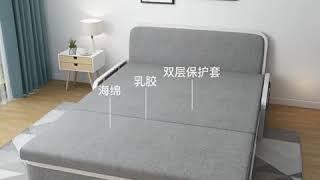 접이식 트랜스포머 침대 2인 3인 용 소파 쇼파 베드