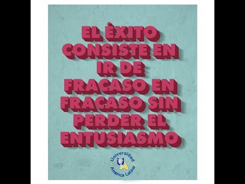 Frases Motivacionales Para Estudiantes Universidad América Latina