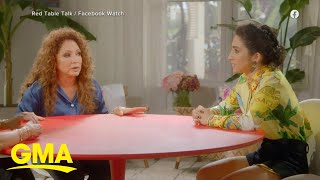 Gloria Estefan opens up about her daughter's coming out journey l GMA