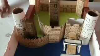 castillos del feudalismo en edad media mc 2015