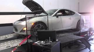 mishimoto subaru brz scion fr s performance air intake testing