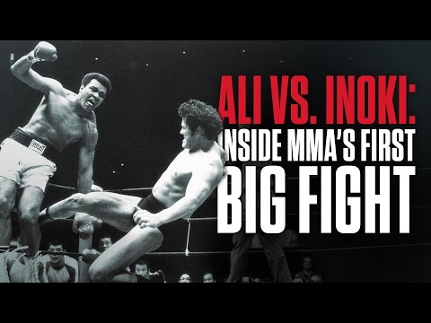 Inside MMA's first big fight: Muhammad Ali vs. Antonio Inoki - What you need to know...