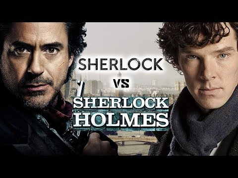 Sherlock Vs Sherlock - Which Is The Superior Incarnation?
