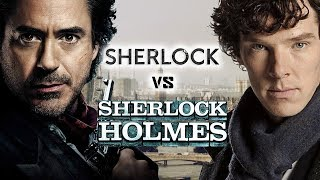Sherlock Vs Sherlock - Which Is The Superior Incarnation? thumbnail