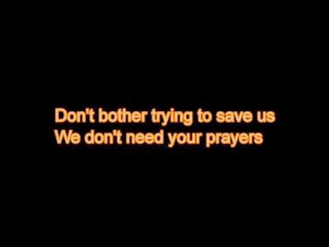 Children Of Bodom-Prayer For The Afflicted Lyrics