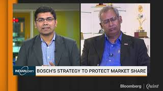 Bosch has good acquisition at BS-VI