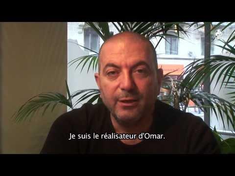 Omar d'Hany Abu-Assad : interview vidéo