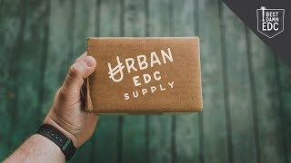 Unboxing New Everyday Carry Gear from Urban EDC Supply