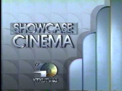 KTXL Showcase Cinema Open - 1989