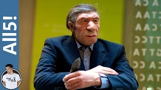 5 Amazing Facts About Neanderthals!