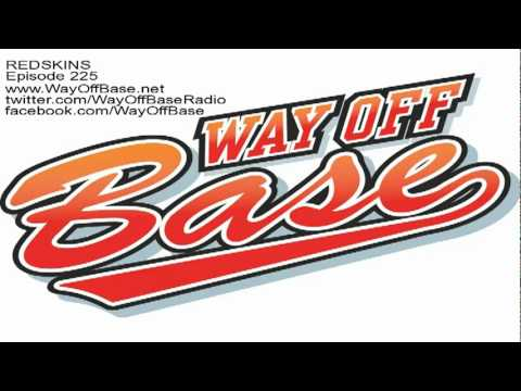 Washington Redskins make a few signings - Way Off Base Episode 225