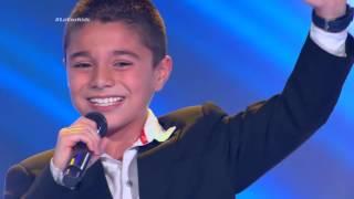 César Augusto cantó Lo pasado, pasado de Juan Gabriel – LVK Col - Audiciones a ciegas – Cap 11 – T2 thumbnail