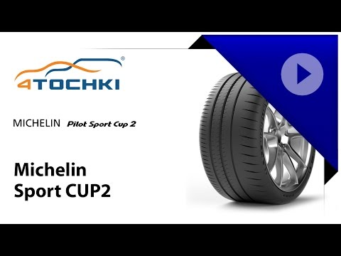 Обзор шины Michelin Pilot Sport Cup 2