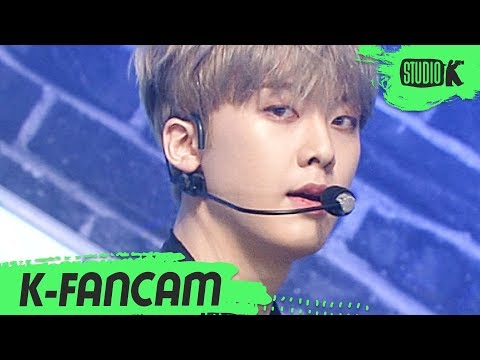 [K-Fancam] 아스트로 윤산하 직캠 'Blue Flame' (ASTRO YOON SANHA Fancam) L @MusicBank 191122