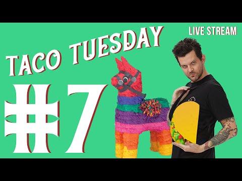 Dillon Francis - Taco Tuesday Moombahton (Livestream #7)