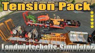 "[""Farming"", ""Simulator"", ""LS19"", ""Modvorstellung"", ""Landwirtschafts-Simulator"", ""Tension Pack"", ""Spanngurtunterstützung"", ""LS19 Modvorstellung Landwirtschafts-Simulator : Tension Pack""]"