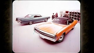 1971 Chrysler Vehicle Line Up Sales Features - Dealer Promo Film