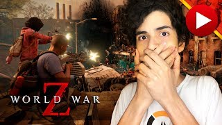 O NOVO LEFT 4 DEAD CHEGOU - DBRSTREAM ( WORLD WAR Z ) +16