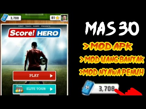 Download Score Hero Hack Unlimited Money and Energy Offline No Root - lnstal Mod Apk - 동영상