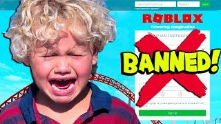 REACTING TO KIDS RAGING OVER ROBLOX!