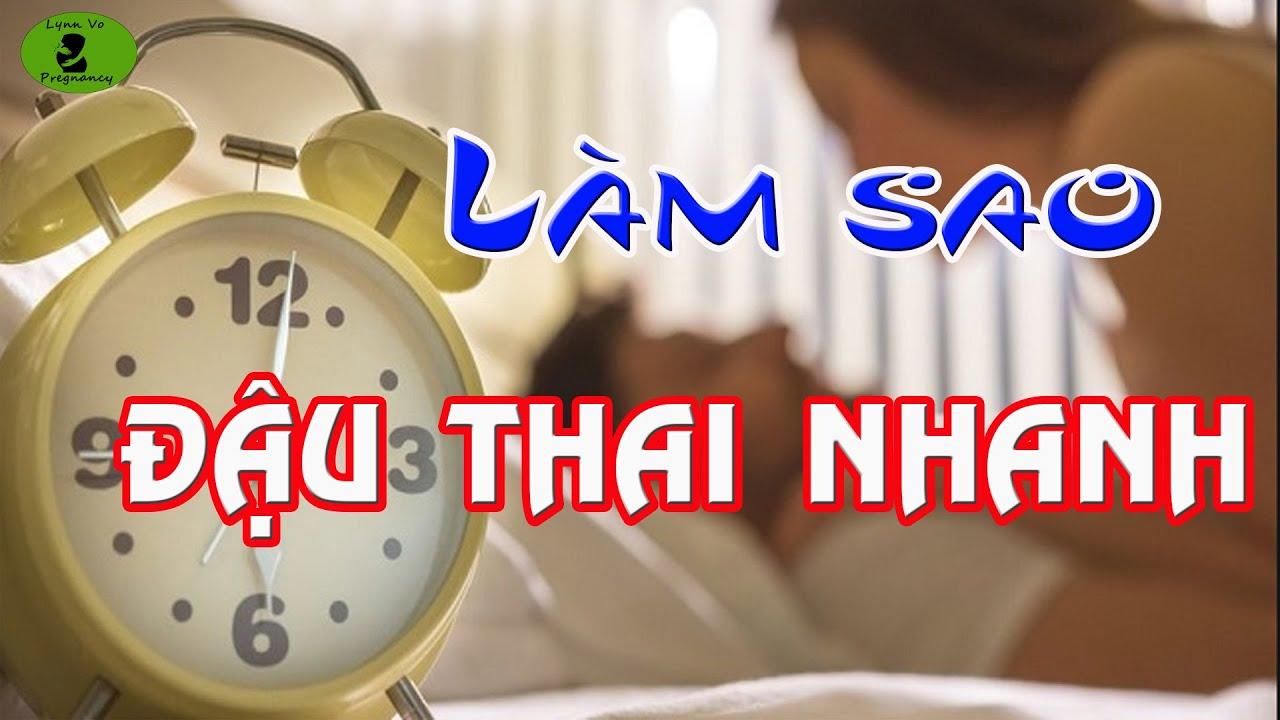 Bí QUYẾT Thụ Thai NHANH  Lynn Vo Pregnancy