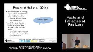 Facts and Fallacies of Fat Loss, with Brad Schoenfeld | NSCA.com