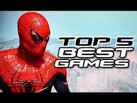 Best Spider Man Games Of All Time   YouTube Best Spider Man Games Of All Time