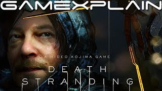 1 Hour of Death Stranding Gameplay (Livestream - Let's Find Out What the Heck's Going On?!)