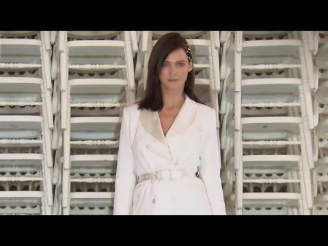 ALEXIS MABILLE Full Show Spring Summer 2016 Haute Couture by Fashion Channel