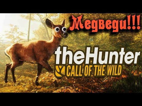The Hunter Call of the Wild - Охота на медведя