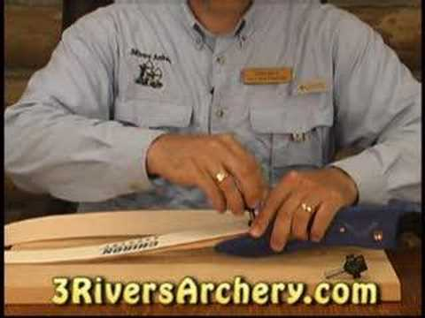 3Rivers Archery Assembling the Cartel Youth Bow