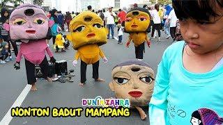 Video lucu Nonton Badut mang goyang dumang