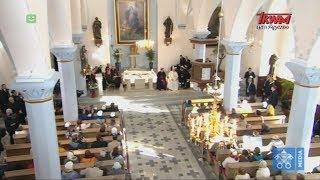 Pielgrzymka Franciszka do Estonii: Spotkanie w katedrze p.w. św. Piotra i Pawła w Tallinie