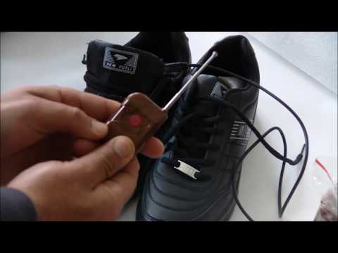 Zapatos cámara espía | Hacer un zapato espia