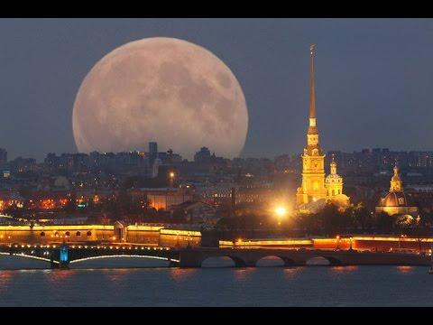 Очень красивые фото ночного Санкт-Петербурга (Питера ...