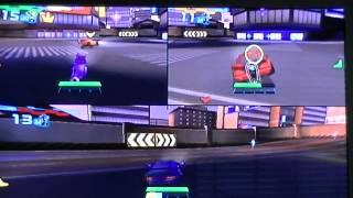 cars 2 battle mode #6 part 2 HD