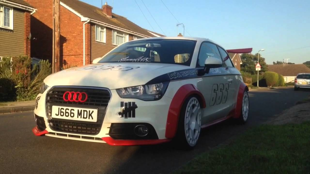 Audi R Race Car Youtube