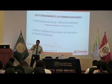 Principales obligaciones y beneficios de la formalización - Parte I
