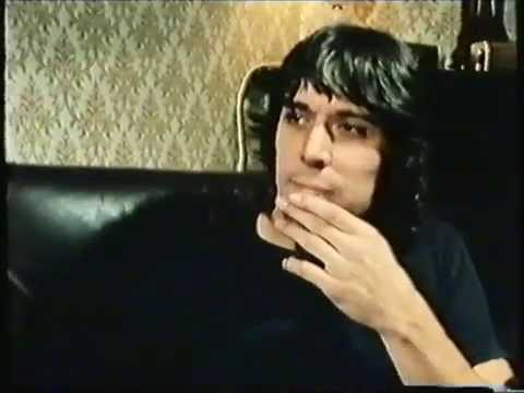 John Cale - NCRV Filter Furore Interview | 1976 | Dutch TV