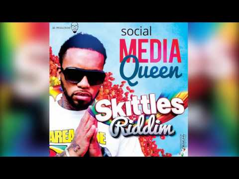Social Media Queen (Skittles Riddim) Adrian Dutchin