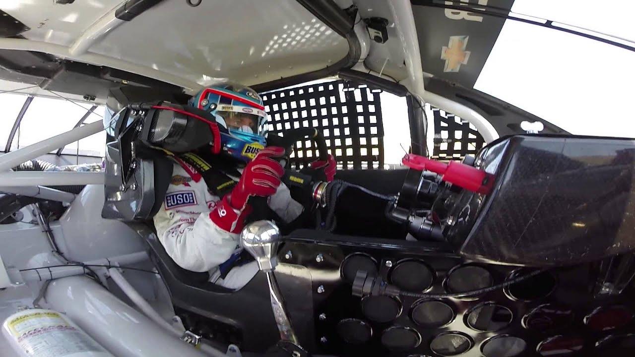 Nascar Aj Allmendinger Lap Around Sonoma Raceway Youtube