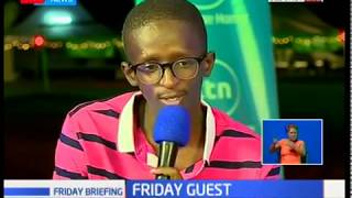 Friday Briefing:One one with Deejay Joe Mfalme and Comedian Njugush