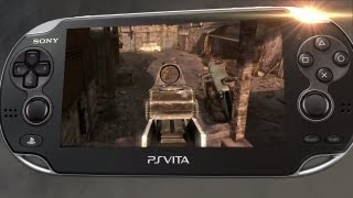 Call of Duty Black Ops Declassified : Gameplay Trailer (PS Vita)